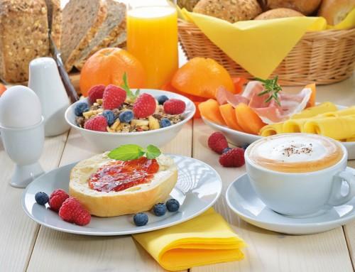 یک صبحانه گیاهی انرژی بخش