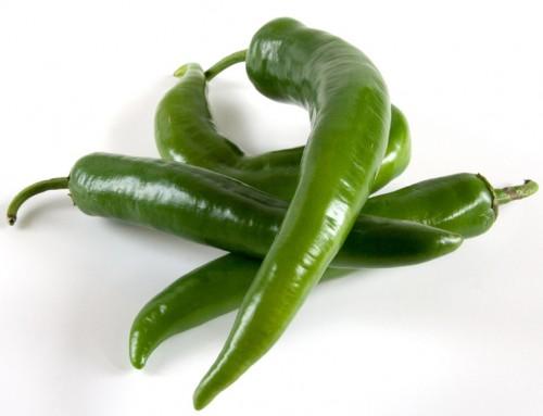 فلفل سبز