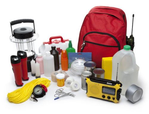 آمادگی برای زلزله